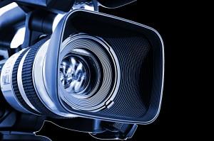 Objectif caméra